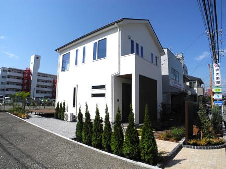 トゥルーライフホーム モデルハウス